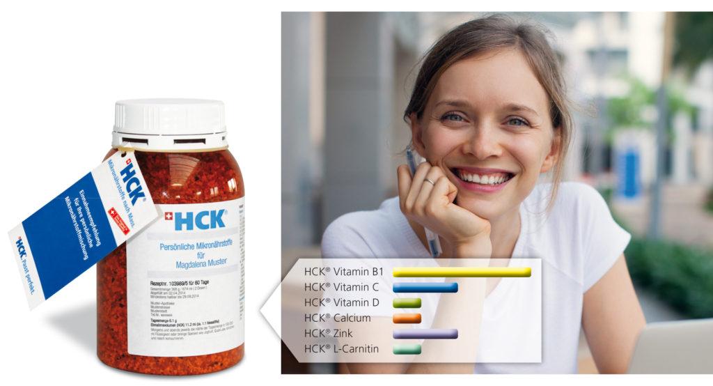 HCK-Mikronährstoffe