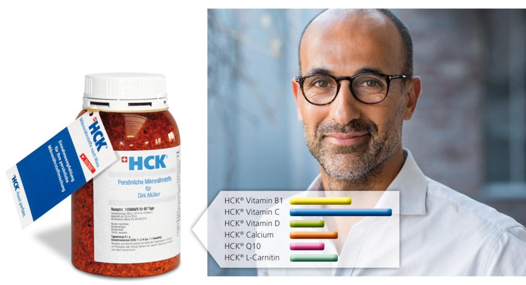 HCK-Mikronährstoffe-Labor